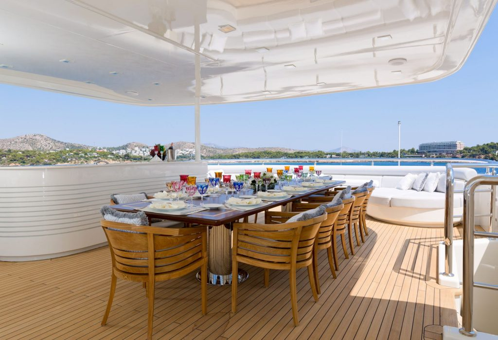 O`Pari3 Yacht