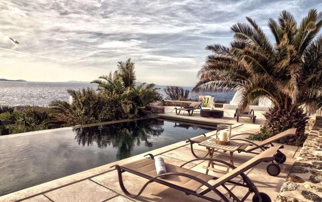 Villa on Mykonos Island, Private Villas, Luxury Villa, Greece Villas, Luxury holiday, Mykonos Villa rent, Greece villa rent, vip villas