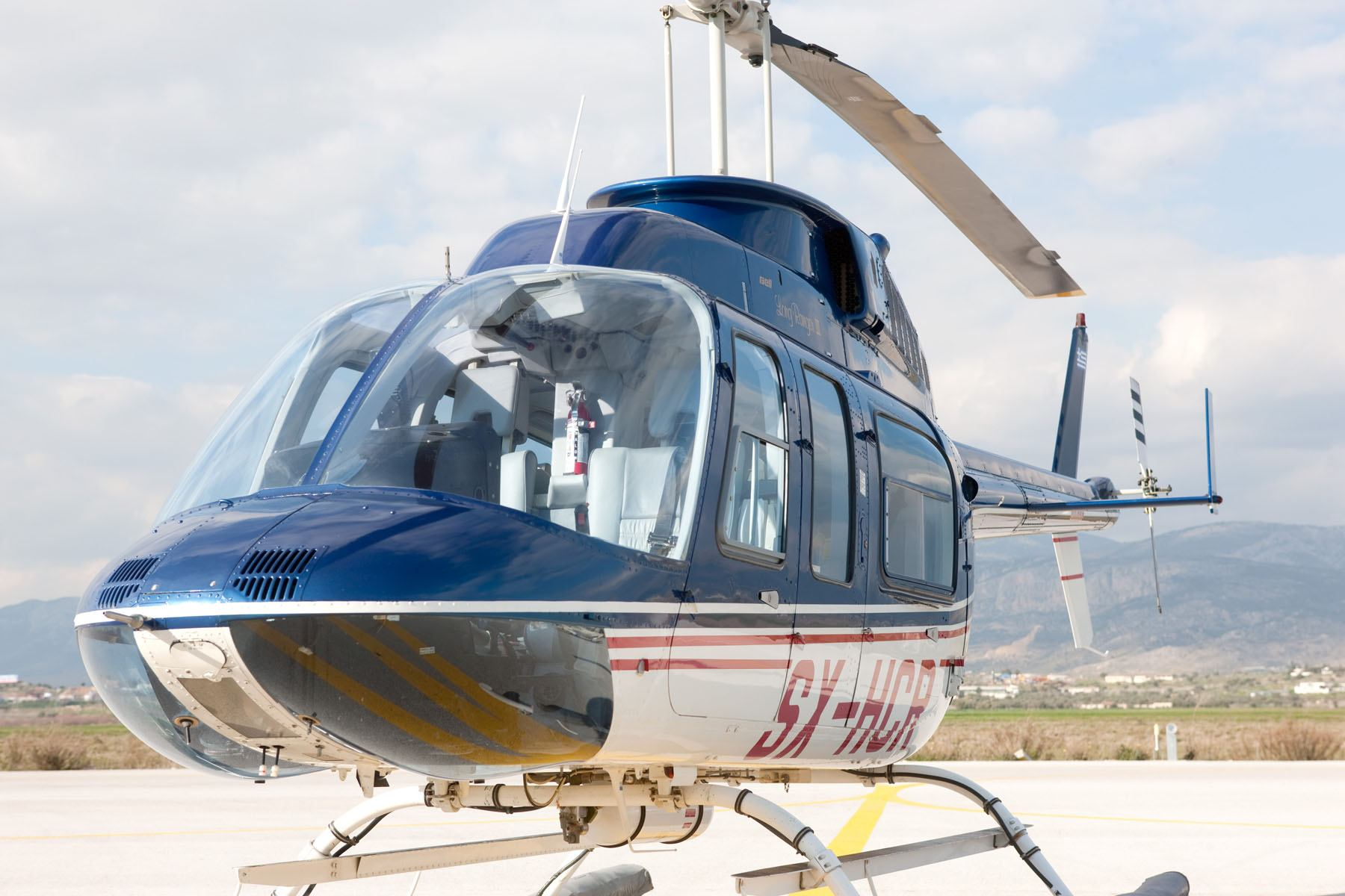 Bell 206L3 Long Ranger, Helicopter, helicopter transfer, vip helicopter transfer