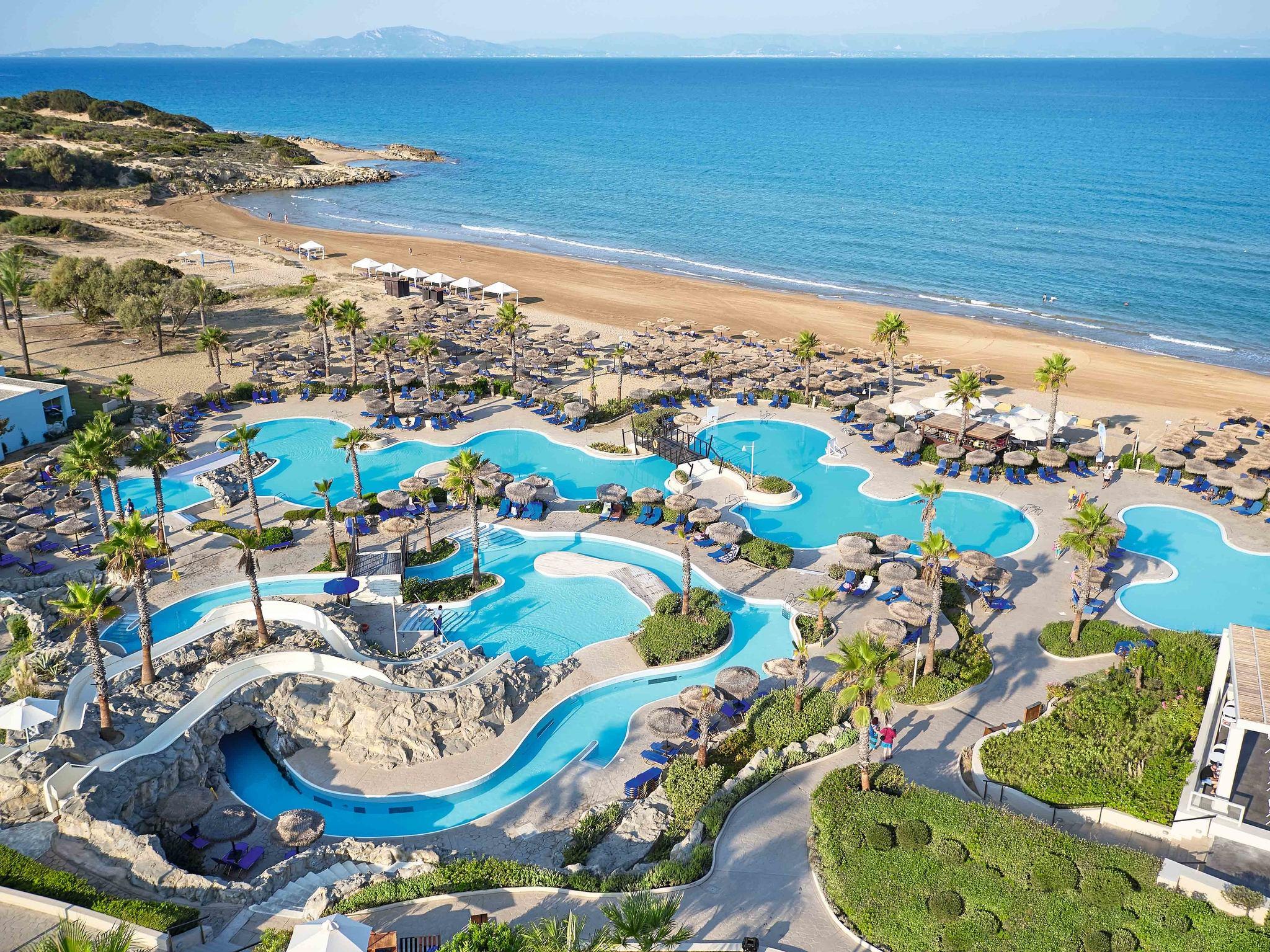 Luxury Hotels, Luxury Villa, Greece Hotels, Luxury holiday, Hotel rent, Greece hotel rent, vip hotel, Olympia Riviera Resort