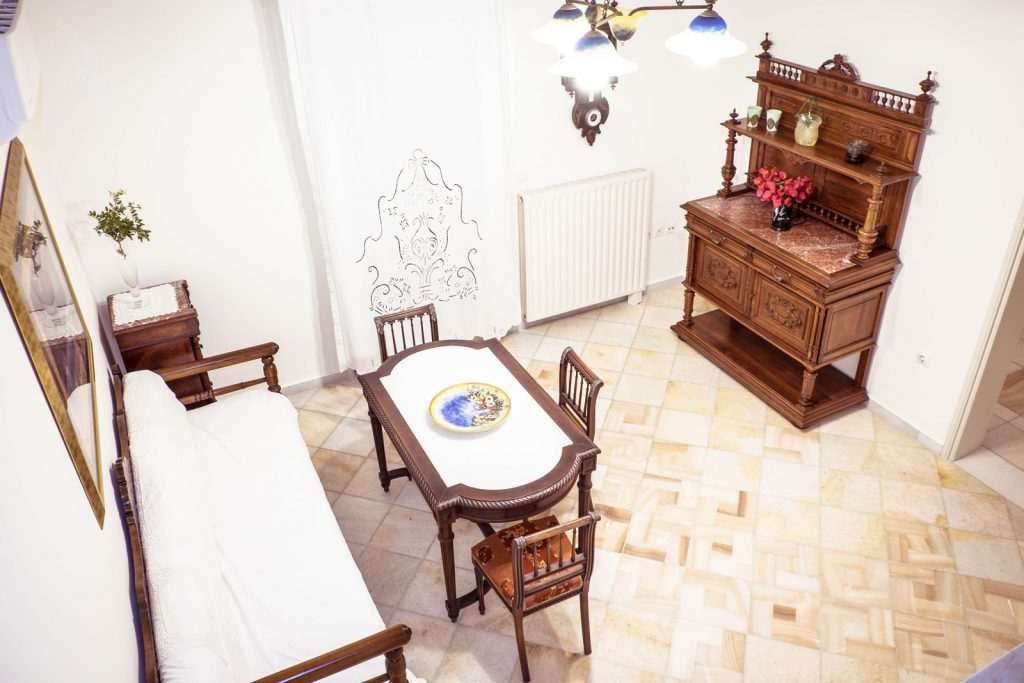 Villa Montana Naxos