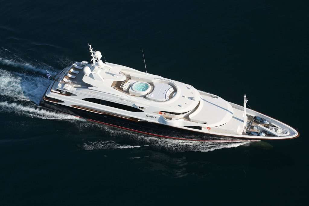 Yacht Sunday