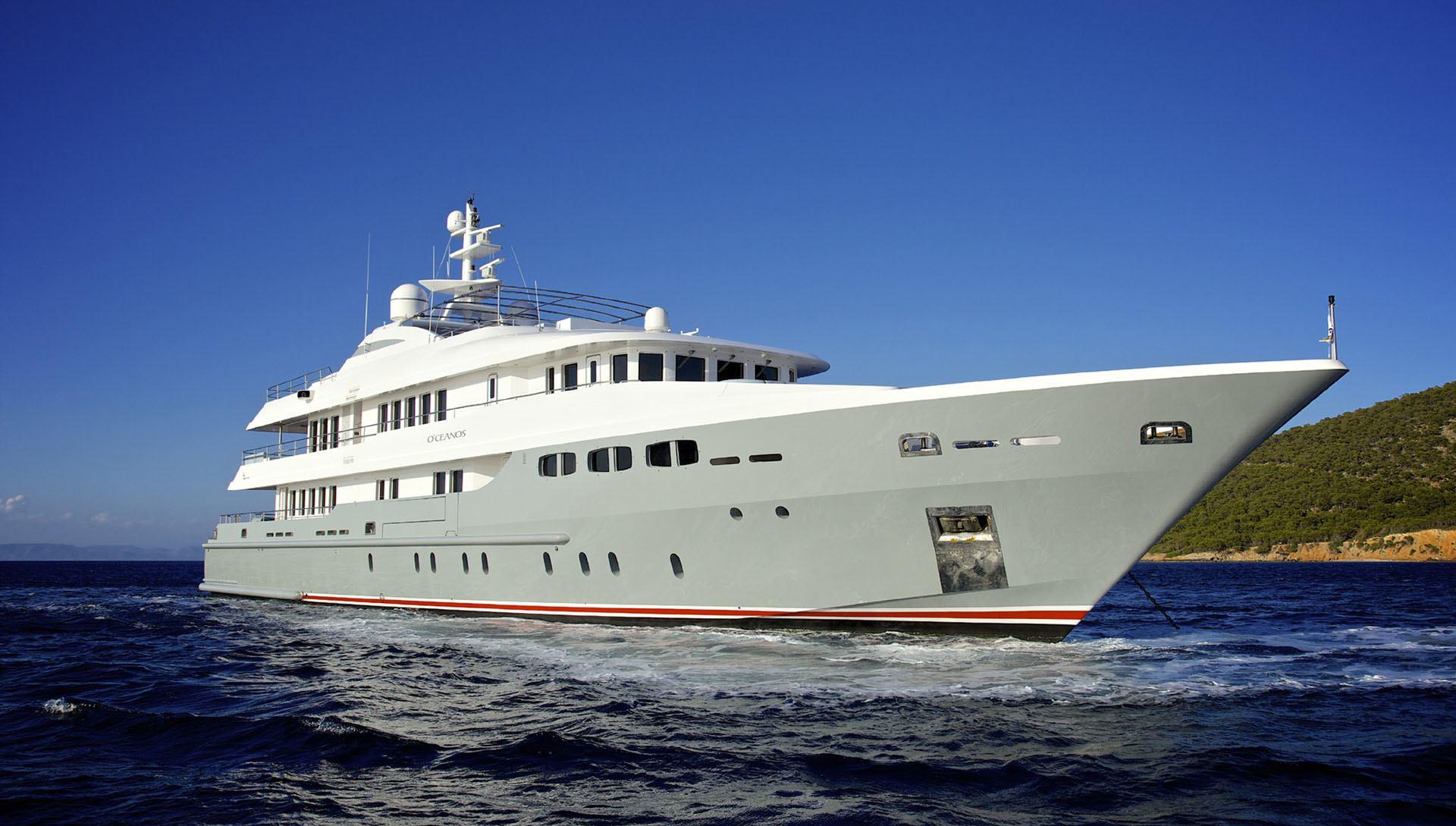 O'CEANOS yahcht