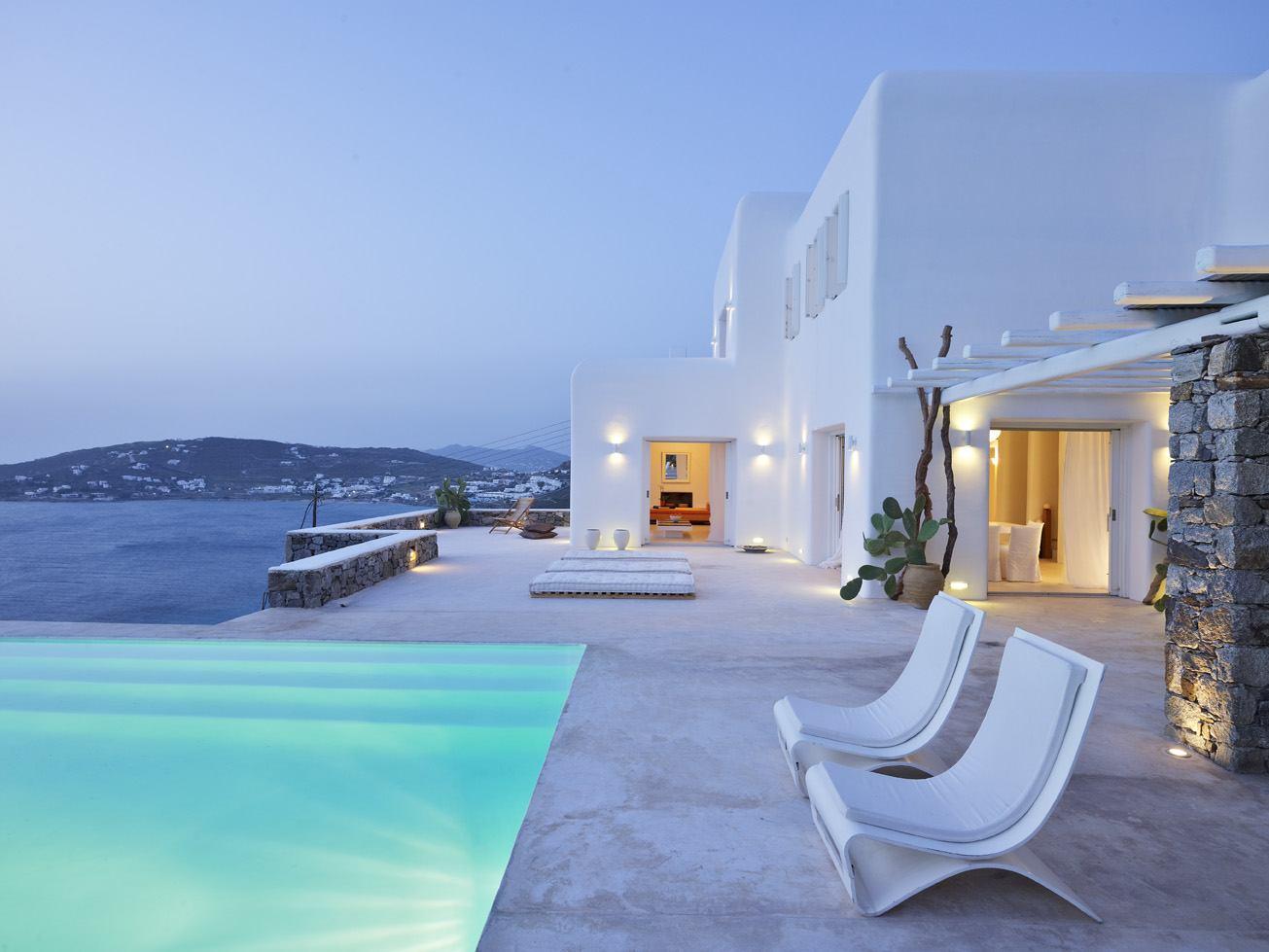 Unique villa on Mykonos island, Unique Mykonos Villa, Private Villas, Luxury Villa, Greece Villas, Luxury holiday, Mykonos Villa rent, Greece villa rent, vip villas