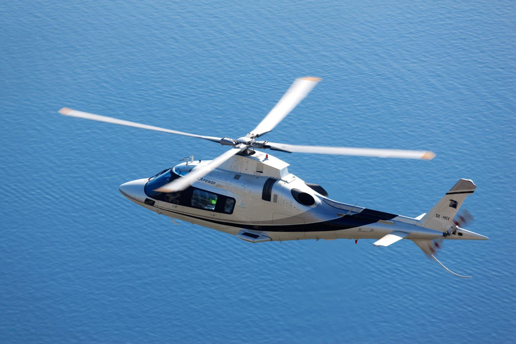 Agusta A109 Power Elite