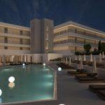 Eden Beach Resort Hotel, hotel resort, luxury hotel, branded luxury, Athens Coast hotel, Aman hotels, spa, sandy beach