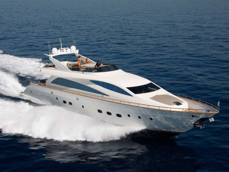 Private Yacht Amer-Ica